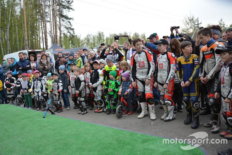 Учасники гонки