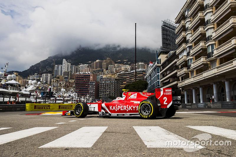 Prochaine étape : Monaco !