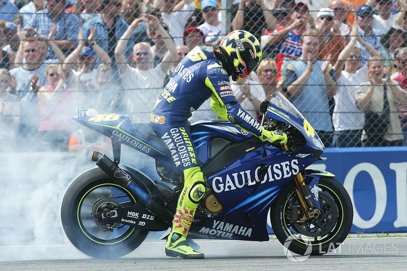2004: Valentino Rossi