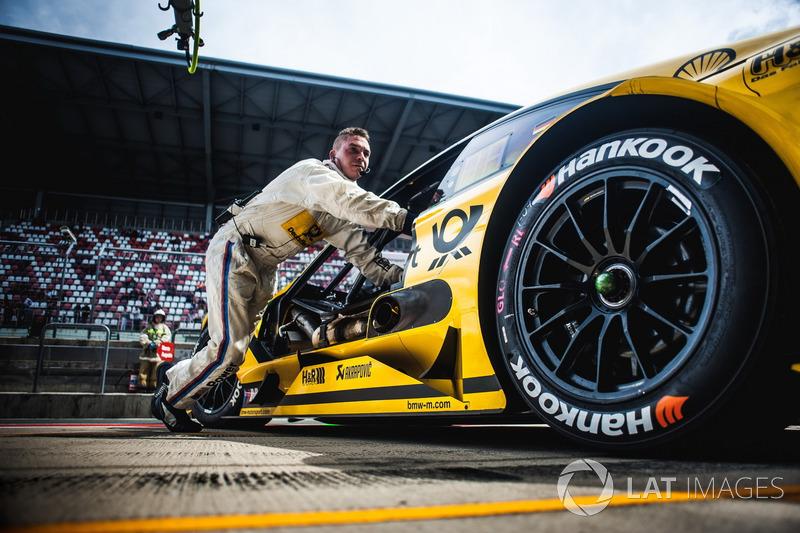 8. Timo Glock, BMW Team RMG, BMW M4 DTM