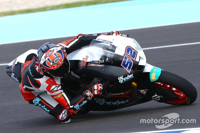 Danny Kent, Kiefer Racing