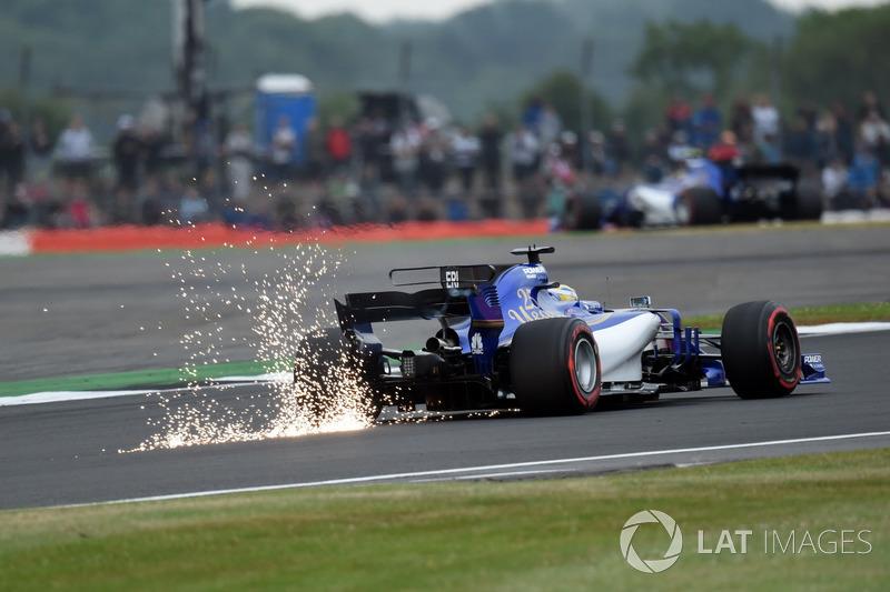 22 місце — Маркус Ерікссон, Sauber — 0