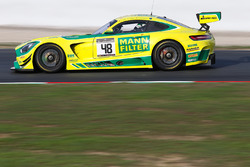 #48 Team HTP Motorsport Mercedes AMG GT3: Кеннет Хаєр, Інді Донтьє, Патрік Асенгаймер
