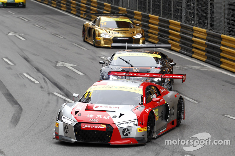 Цун Фу Чонг, Absolute Racing Audi R8 LMS