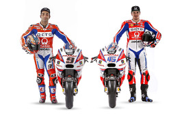 Danilo Petrucci, Octo Pramac Racing; Scott Redding, Octo Pramac Racing