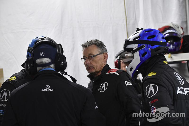Michael Shank Racing teamleden