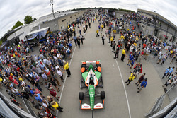 Sebastian Saavedra, Juncos Racing Chevrolet Gasoline Alley