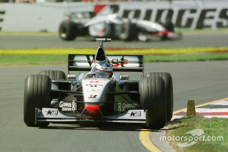 1998. Переможець: Міка Хаккінен, McLaren Mercedes
