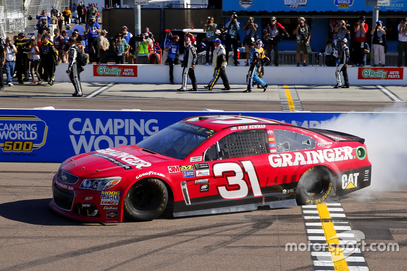 Phoenix (Arizona): Ryan Newman (Childress-Chevrolet)