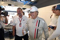 F1-Doppelsitzer: Paul Stoddart, Gene Haas