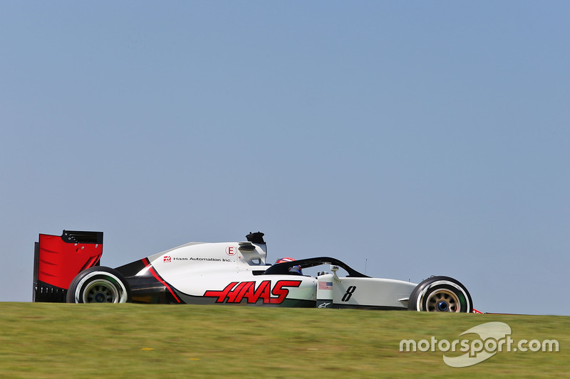 Halolu Romain Grosjean, Haas F1 Team VF-16