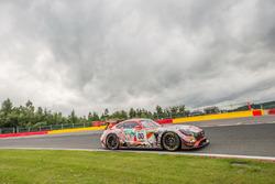 #00 Good Smile Racing & Team UKYO Mercedes-AMG GT3: Nobuteru Taniguchi, Tatsuya Kataoka, Kamui Kobayashi