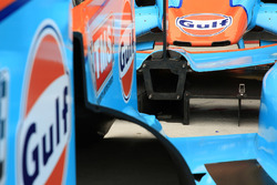 Detail: #34 Tockwith Motorsports Ligier JS P217 Gibson