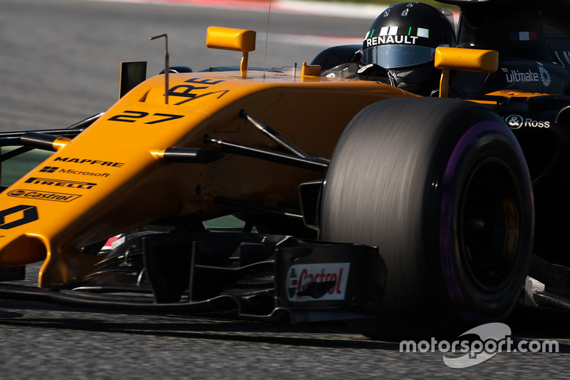 9 місце - Ніко Хюлькенберг, Renault