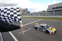 Yarış galibi #17 Audi Sport Team WRT Audi R8 LMS: Robin Frijns, Stuart Leonard
