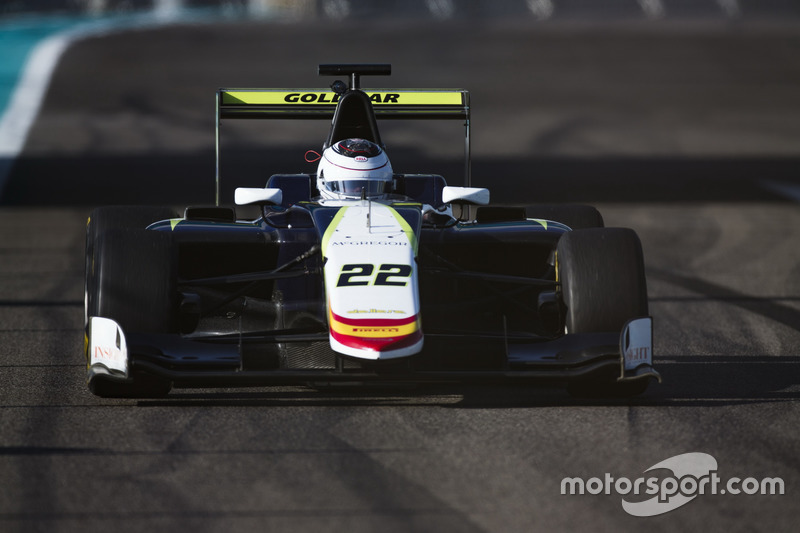 Julien Falchero, Campos Racing