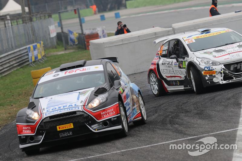 Renato Papaleo, Ezio Ferraro, Ford Fiesta