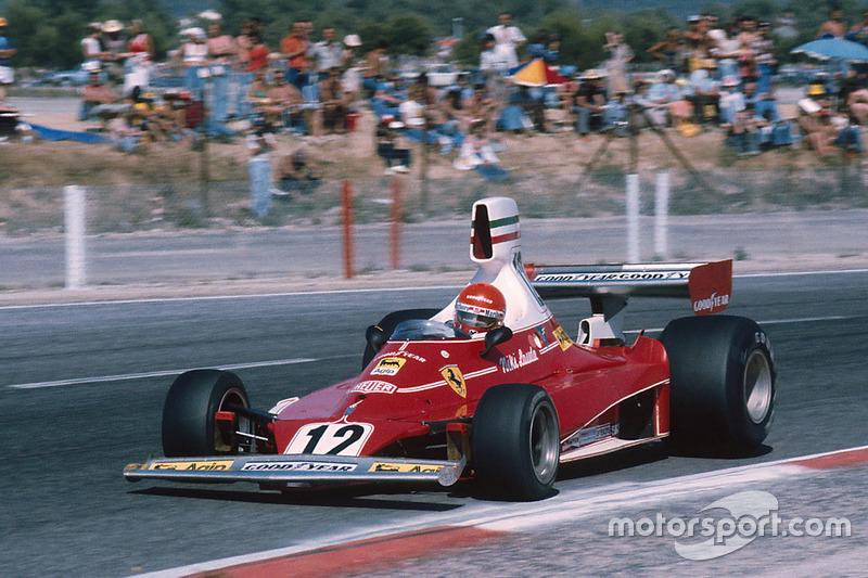1975-1976 : Ferrari 312T