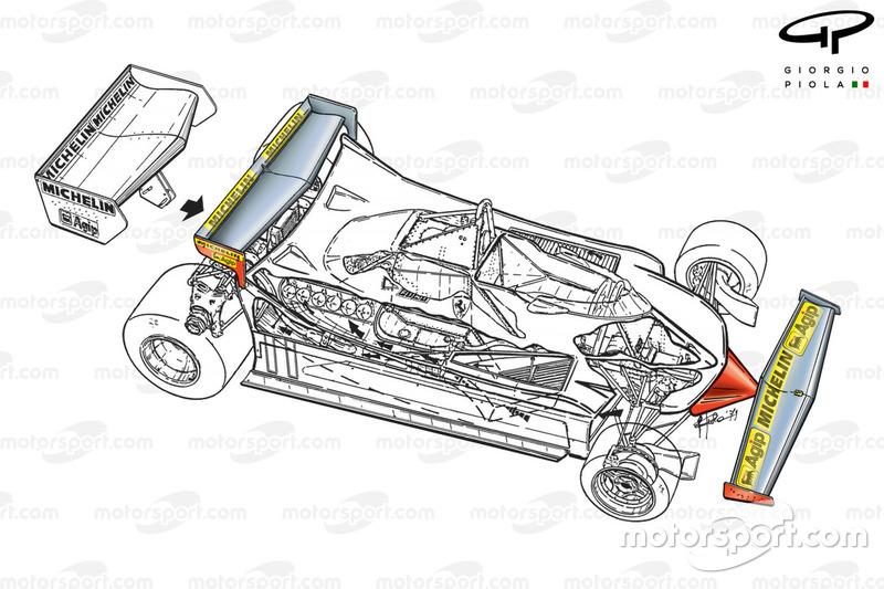 Ferrari 312T4, 3/4 view, Monaco GP