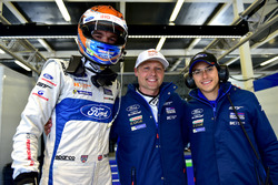 Поул-сіттер GTE-Pro: #67 Ford Chip Ganassi Racing Ford GT: Енді Пріоль, Гаррі Тінкнелл, Піпо Дерані
