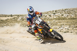 سام ساندرلاند، رالي قطر الصحراوي