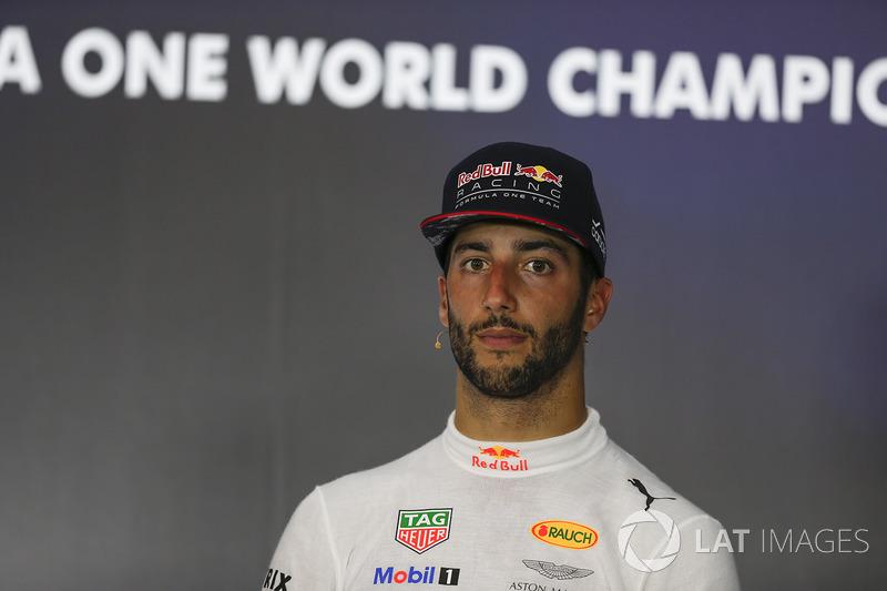 Daniel Ricciardo: 2º