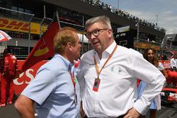 Ross Brawn, Formula One Motorsporları Dİrektörü