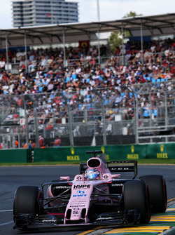 Серхио Перес, Sahara Force India F1 VJM10