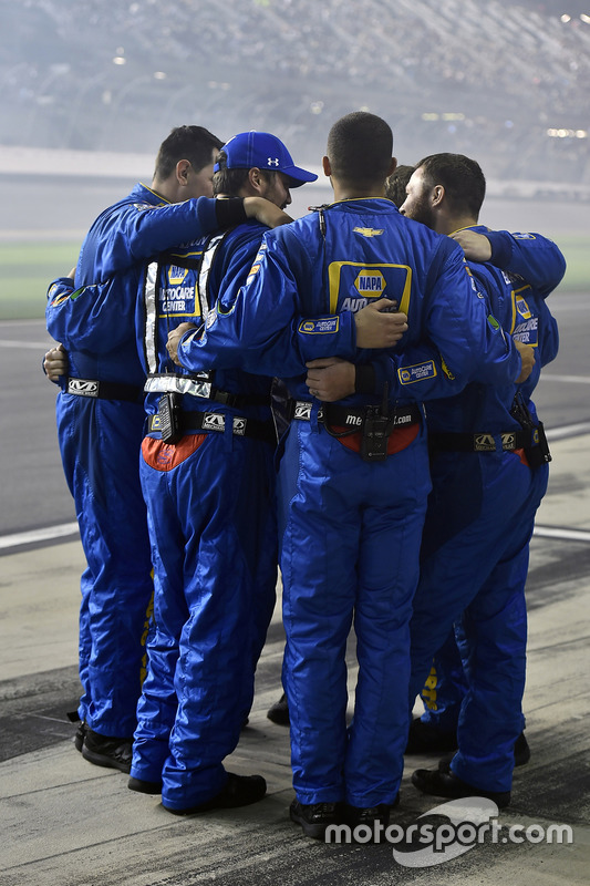 Boxencrew von Chase Elliott, Hendrick Motorsports, Chevrolet