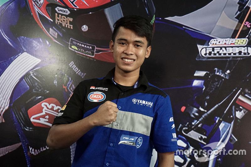 WorldSSP300: Galang Hendra, Yamaha Team MotoX Racing