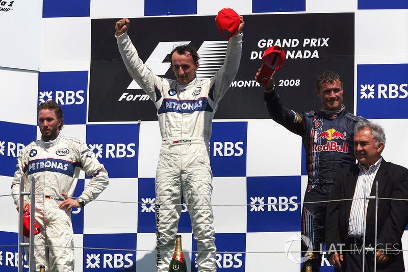 2008: Robert Kubica
