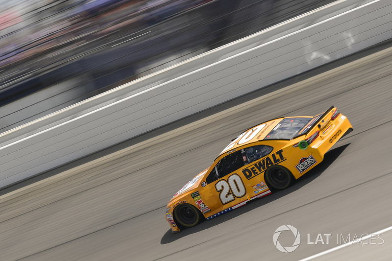 Erik Jones, Joe Gibbs Racing, Toyota Camry DeWalt