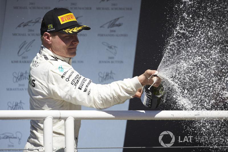 "2. Valtteri Bottas, Mercedes AMG F1 - ""Hopen op een wonder in Abu Dhabi"""