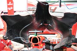 Ferrari SF70H engine cover