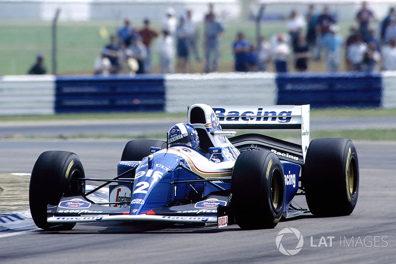 David Coulthard, Williams FW 16 Renault
