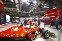 De Ferrari stand