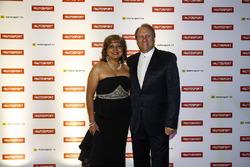 Bob Fernley, Deputy Team Principal, Force India, and guest