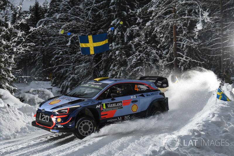 Galería: las mejores fotos del arranque del Rally de ...