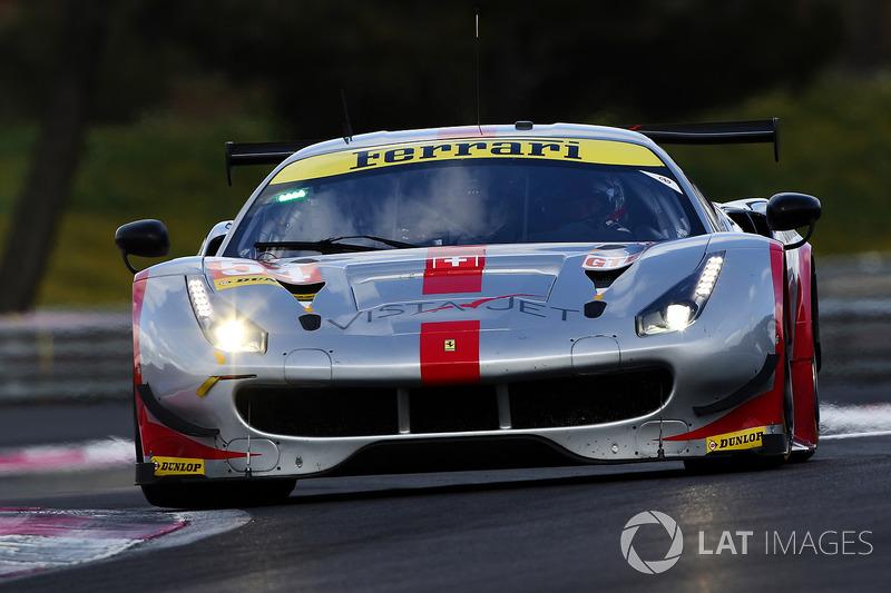 #54 Spirit of Race - Ferrari F488 GTE