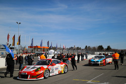 #30 Frikadelli Racing Team Porsche 991 GT3 R: Lance David Arnold, Alexander Müller, Wolf Henzler