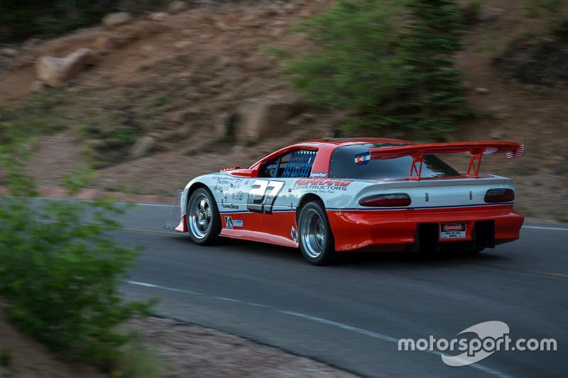 #27 Steve Goeglein, Chevrolet Camaro