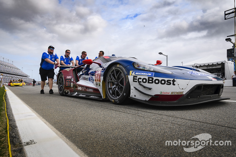 #67 Chip Ganassi Racing Ford GT, GTLM: Райан Бріско, Річард Вестбрук, Скотт Діксон