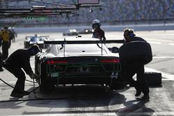 #44 Magnus Racing Audi R8 LMS GT3, GTD: John Potter, Andy Lally, Andrew Davis, Markus Winkelhock