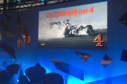 Channel 4 display