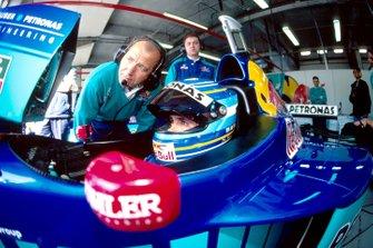Norberto Fontana, Sauber Petronas C16