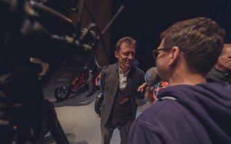 Mike Leitner, Team Manager KTM, presentazione KTM Racing Team