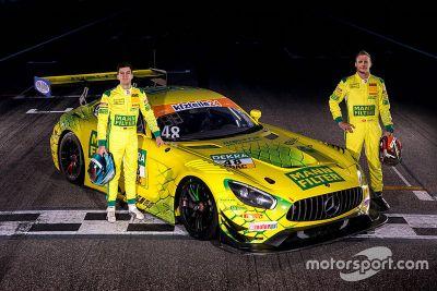 Anuncio de HTP Motorsport