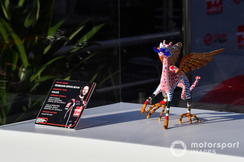Гран Прі Мексики: статуетка