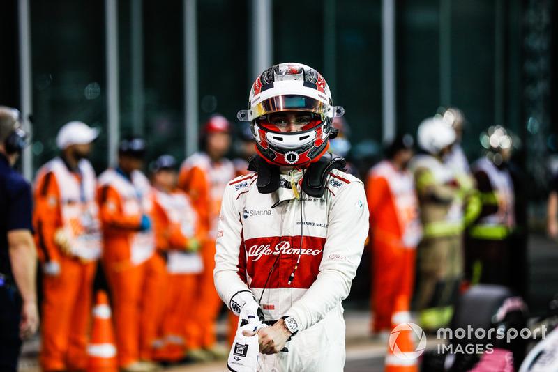 9: Charles Leclerc - Formula 1 13.sü, en iyi çaylak