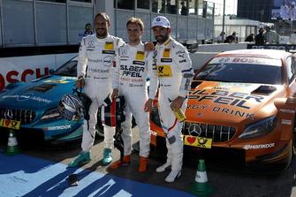 Топ3: Лукас Ауер, Mercedes-AMG Team HWA, Гері Паффетт, Mercedes-AMG Team HWA, Тімо Глок, BMW Team RMG